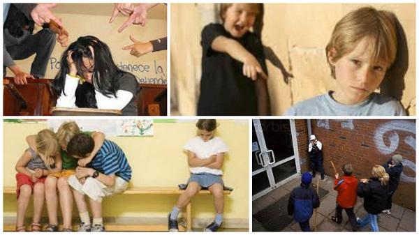 Como afrontar el acoso escolar