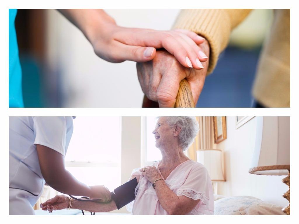 5 Preguntas que nuestros pacientes nos hacen sobre el cuidado de ancianos en el hogar.